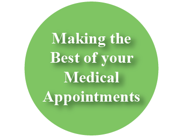 making the best of your medical appointments bucket